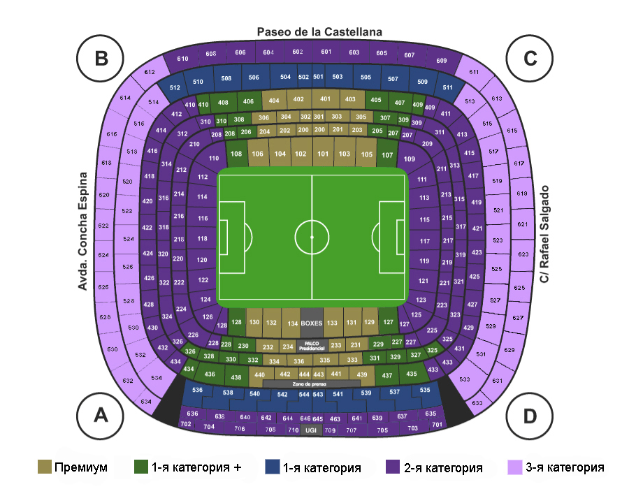 Чемпионат испании по футболу реал