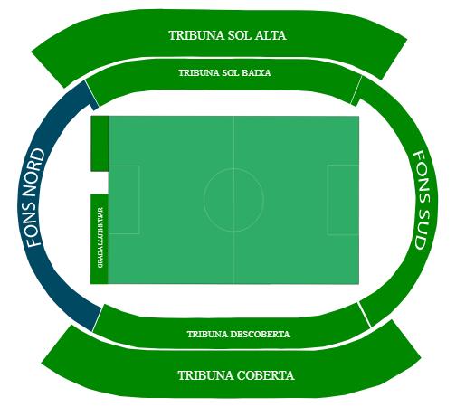 Как забронировать билет на футбольный матч чемпионата испании